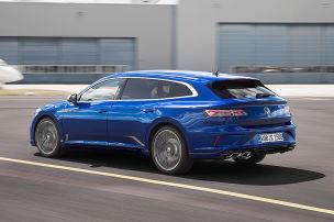 VW Arteon R Shooting Brake (2021): Der Arteon R ist kein Schnäppchen