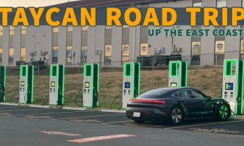 Taycan 4S Road Trip Up The Whole East Coast! South Florida To NYC In The Electric Porsche
