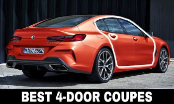 Top 9 Four-Door Coupe Cars Offering Sportiness and Spacious Interiors