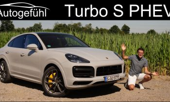New most powerful Cayenne Turbo S E-Hybrid Coupé FULL REVIEW PHEV – Autogefühl