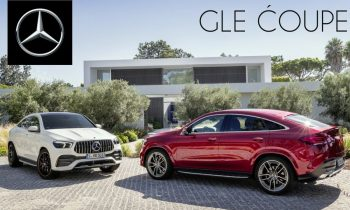 The All New Mercedes-Benz GLE Coupé   Plug in Hybrid  