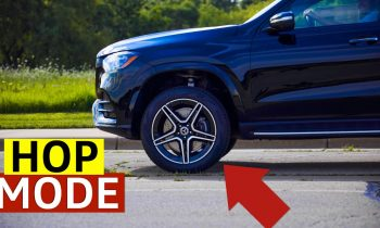 Mercedes-Benz E-ACTIVE BODY CONTROL suspension system | Helping Your SUV Drive Like a Car