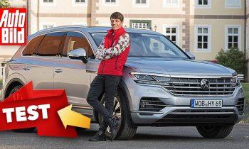 VW Touareg eHybrid (2020): Test – Fahrbericht – Preis – Anhängelast