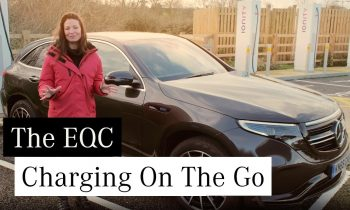The EQC | Charging On The Go |  Mercedes-Benz Cars UK