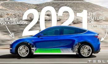 The 2021 Tesla Battery Update Is Here