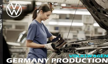 Volkswagen Production in Germany