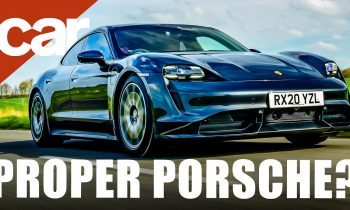 Porsche Taycan Turbo   Is it a proper Porsche?