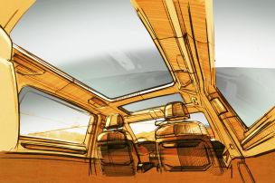 VW T7 Multivan (2021): Keine Rückbank mehr im T7 Multivan