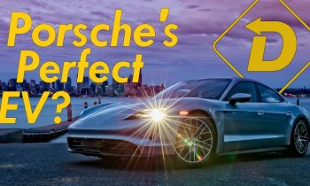 Porsche Taycan 4S EV Is A Silent Supercar! (And Goes Much Farther Than You Think).