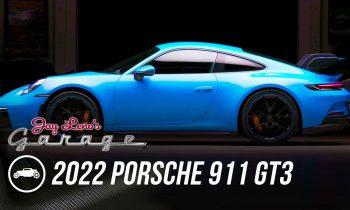 First Drive: 2022 Porsche 911 GT3 – Jay Leno's Garage