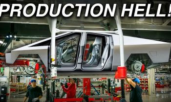 PRODUCTION HELL! Inside Tesla's Production Nightmare