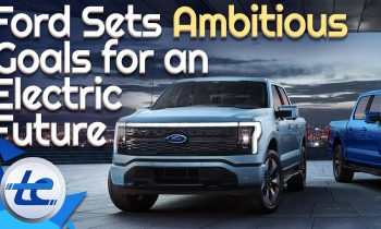 Ford's Grand Plan for Electric Vehicles Is Here