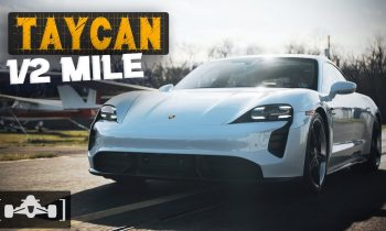 The Electric Car That Ruined Everything | 2020 Porsche Taycan Turbo S Quick Drive Review