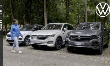 2021 Volkswagen Touareg eHybrid – Park Assist Plus