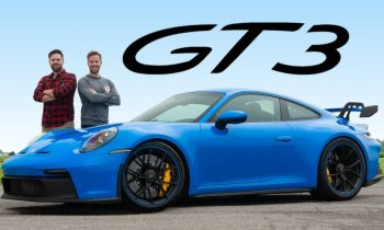 2022 Porsche 911 GT3 Review // Turbo S… Who?