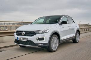 VW T-Roc 1.0 TSI: Leasing: T-Roc für günstige 88 Euro netto leasen